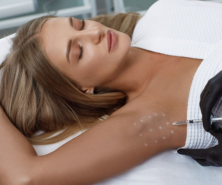 Miradry Treatment for sweat reduction